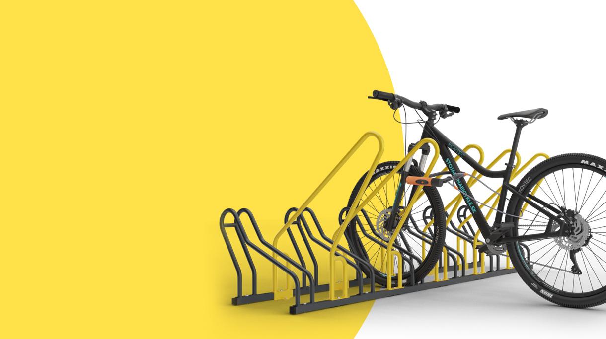 Bezpečnejšie uzamykanie bicykla